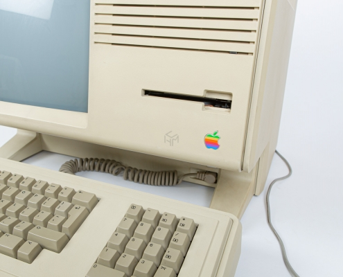 Apple Lisa detail