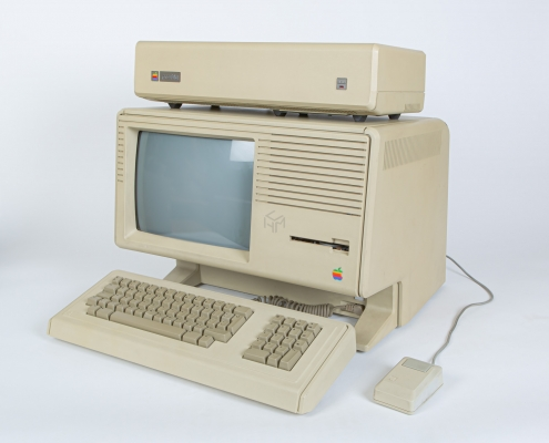 Apple Lisa geheel