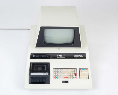 Commodore PET computer museum