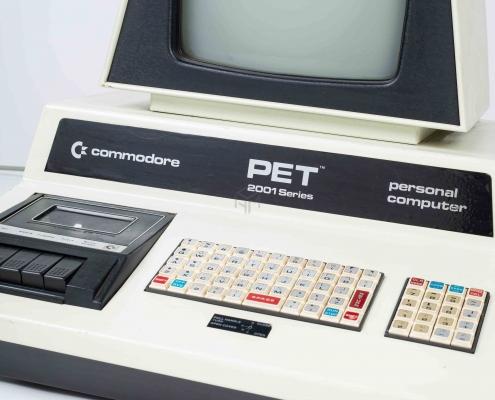 Commodore PET computer-museum