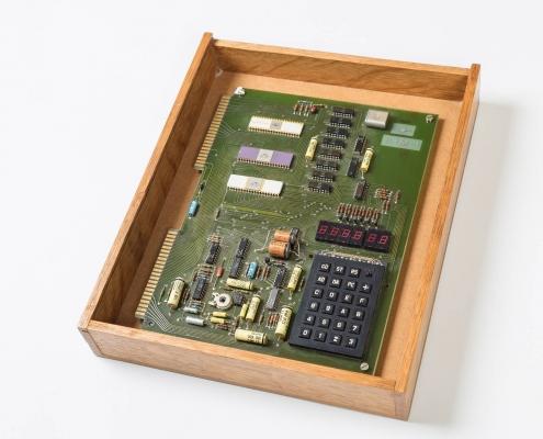 MOS Kim-1 computer museum