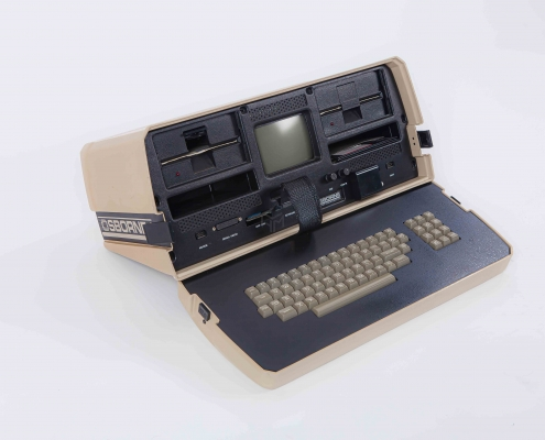 Osborne 1 computer museum