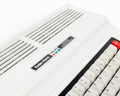 RadioShack TRS-80 Computer Museum Limburg