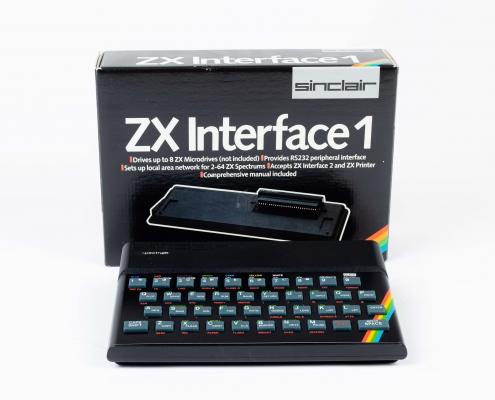 ZX Spectrum - computer museum