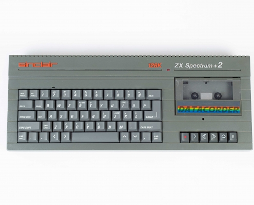 Sinclair-ZX-Spectrum+2-computer-museum