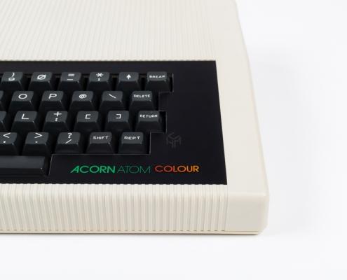 Acorn Atom Colour Computer Historisch Museum Limburg
