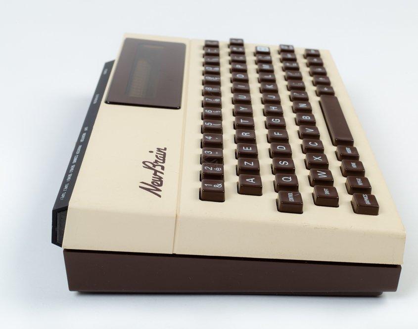 Grundy NewBrain - Computer museum