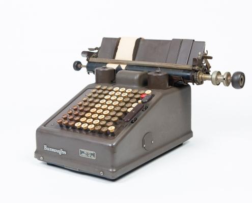 Burroughs computer historisch museum