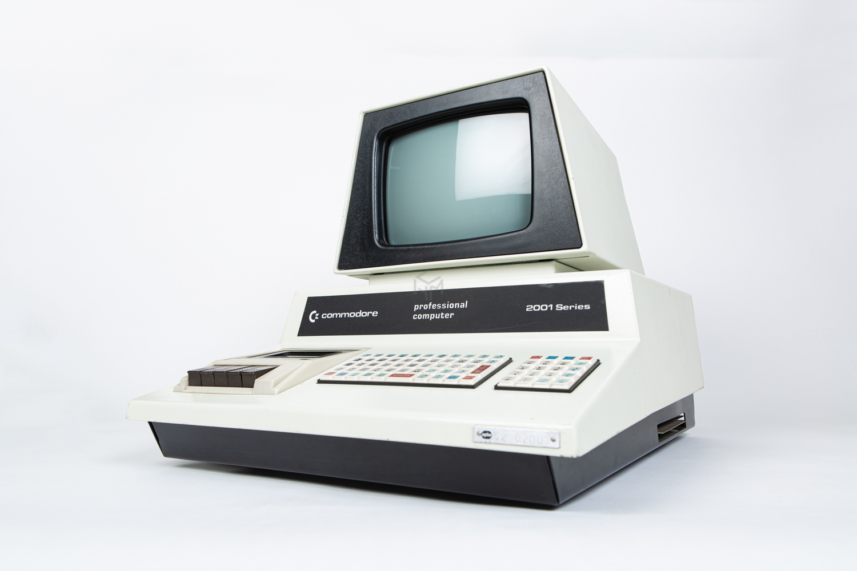 Commodore 2001 Computer museum