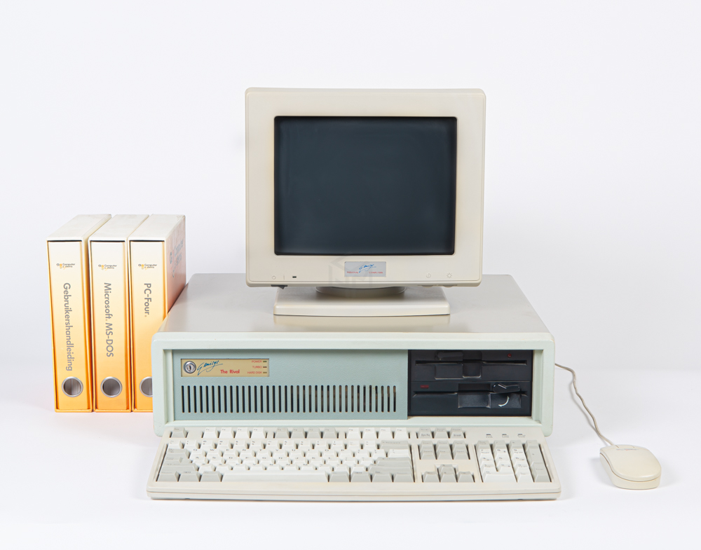 Genisys the rival - computer historisch museum
