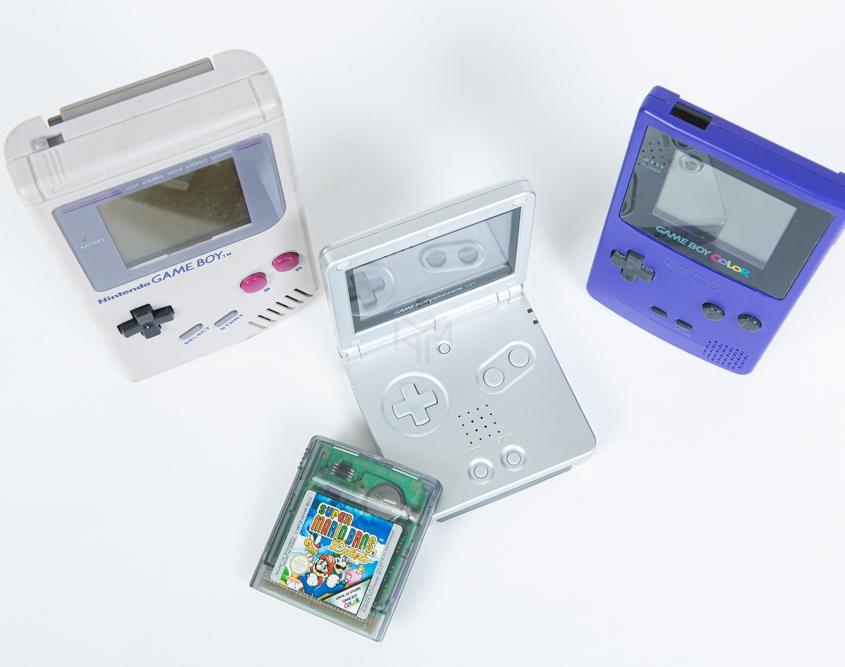 Nintendo gameboy computer museum