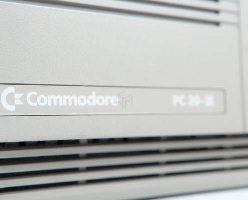 commodore pc20 III computer museum